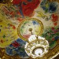 フランス オペラ座の天井画