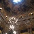 オペラガルニエの内部