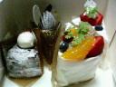 『Hahn Hof<br />  』のケーキ