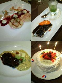 今日のディナー(^O^)