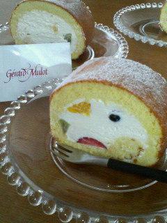 手土産に☆ロールケーキ
