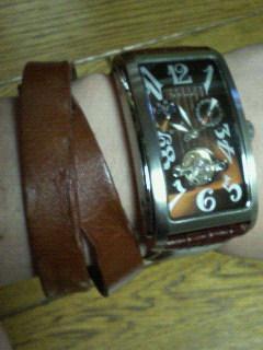 衝動買いの時計